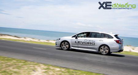 Subaru Levorg - Wagon la cho nguoi thich su khac biet - Anh 11