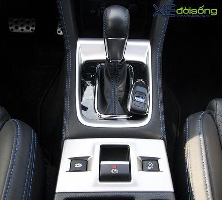 Subaru Levorg - Wagon la cho nguoi thich su khac biet - Anh 12