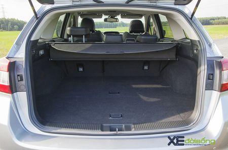 Subaru Levorg - Wagon la cho nguoi thich su khac biet - Anh 13