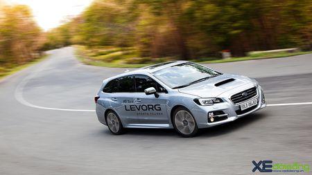 Subaru Levorg - Wagon la cho nguoi thich su khac biet - Anh 1