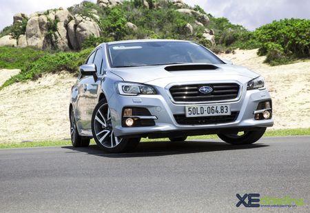 Subaru Levorg - Wagon la cho nguoi thich su khac biet - Anh 2