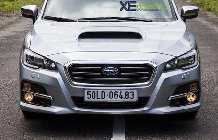 Subaru Levorg - Wagon la cho nguoi thich su khac biet - Anh 3