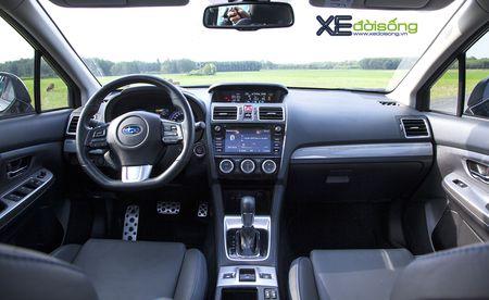 Subaru Levorg - Wagon la cho nguoi thich su khac biet - Anh 7