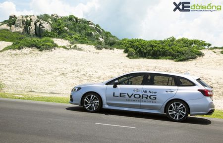 Subaru Levorg - Wagon la cho nguoi thich su khac biet - Anh 8