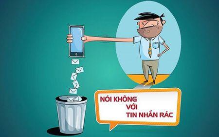 Phat 8 doanh nghiep phat tan tin nhan rac 575 trieu dong - Anh 1