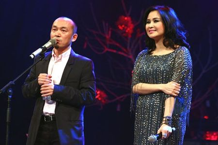 Thanh Lam – Quoc Trung tai hop trong dem nhac tuong nho nhac si Thanh Tung - Anh 1