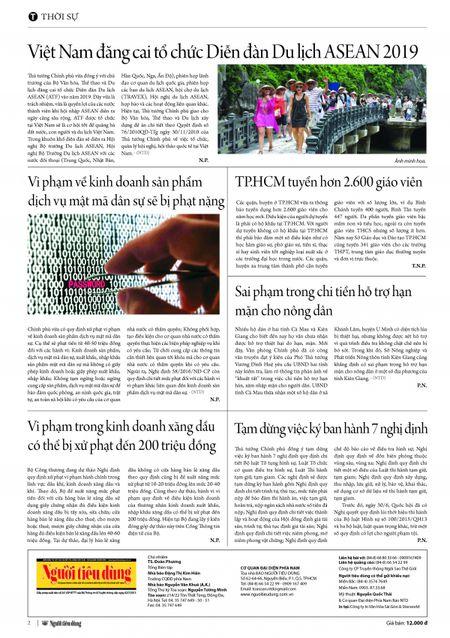 Viet Nam dang cai to chuc Dien dan Du lich ASEAN 2019 - Anh 2