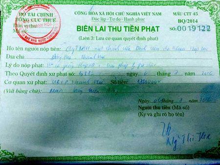 "Tong Cong ty Hop Luc nghiem tuc chap hanh ""an phat"" - Anh 1"