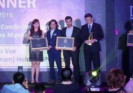 TNR Holdings: The GoldView dat giai ba cuoc thi Tekla Bim Awards 2016 - Anh 3