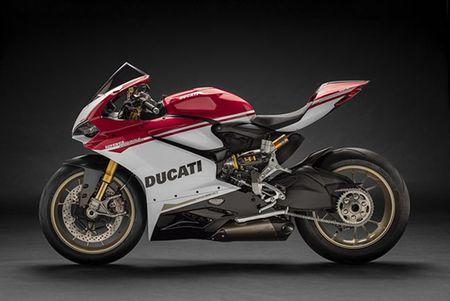 Chiem nguong Ducati 1299 Panigale S phien ban dac biet - Anh 1