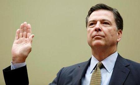 Vu be boi email ca nhan: Dang Cong hoa to Giam doc FBI thien vi ba Clinton - Anh 1