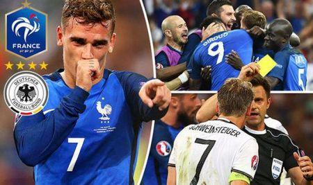 Thay tro HLV Deschamps noi gi sau khi Phap lot vao CK Euro 2016? - Anh 3