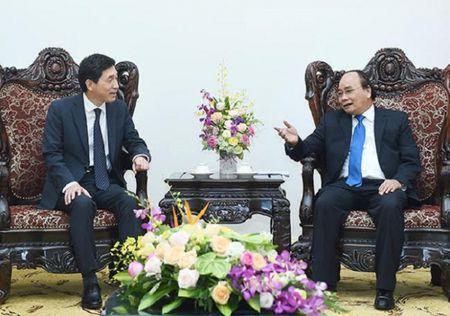 Thu tuong Nguyen Xuan Phuc tiep Dai su Han Quoc va Sri Lanka - Anh 2