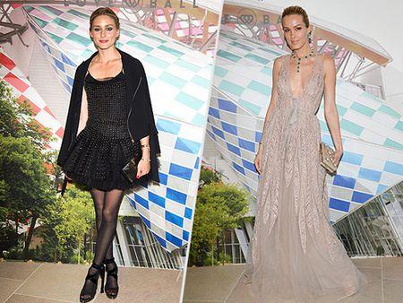 Paris Hilton pho vong ba trong vay mong - Anh 7
