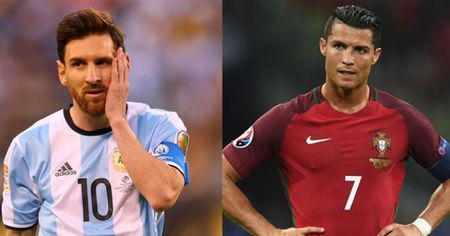 Ronaldo vao chung ket, Messi... 'tron trai' - Anh 1