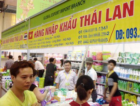 Kim ngach thuong mai Viet Nam – Thai Lan dat muc tieu 20 ti USD - Anh 1