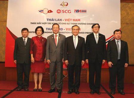 Kim ngach thuong mai Viet Nam – Thai Lan dat muc tieu 20 ti USD - Anh 2