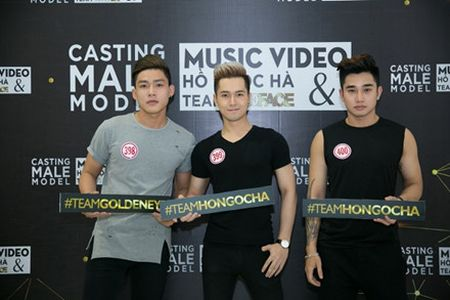 Ho Ngoc Ha tuyen chon my nam lam MV tang hoc tro The Face - Anh 12