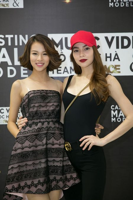 Ho Ngoc Ha tuyen chon my nam lam MV tang hoc tro The Face - Anh 3