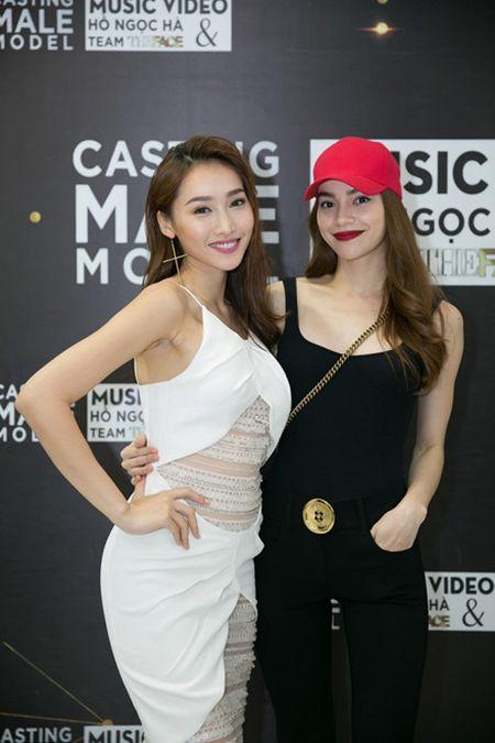 Ho Ngoc Ha tuyen chon my nam lam MV tang hoc tro The Face - Anh 6