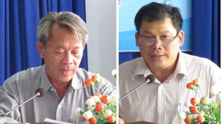 Du an bo 'nuot' hon 600 ha dat rung: Cho Bo Tai nguyen - Moi truong 'ra tay' - Anh 1