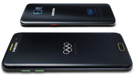 Galaxy S7 va S7 edge phien ban Olympic ra mat - Anh 2