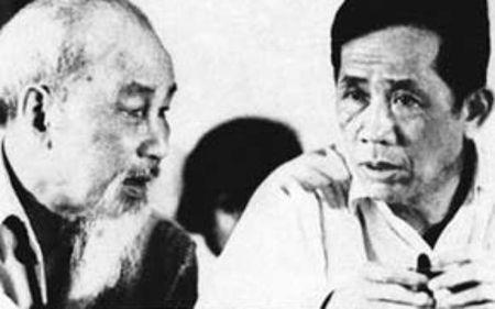 Dai tuong Le Duc Anh viet ve nguyen Tong bi thu Le Duan - Anh 1