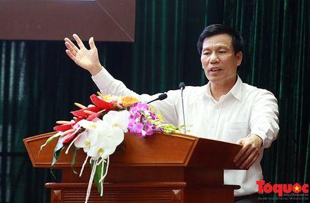 Bo truong Nguyen Ngoc Thien: Van hoa phai huong den nghe thuat dinh cao - Anh 1