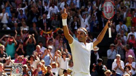 Federer truoc co hoi gianh Grand Slam thu 18 - Anh 1