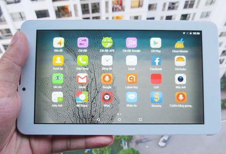 Anh thuc te tablet 3G vo kim loai, gia duoi 2 trieu sap ban tai Viet Nam - Anh 1