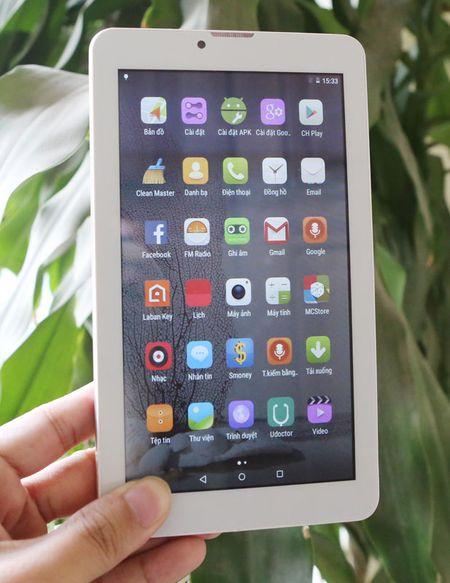 Anh thuc te tablet 3G vo kim loai, gia duoi 2 trieu sap ban tai Viet Nam - Anh 6