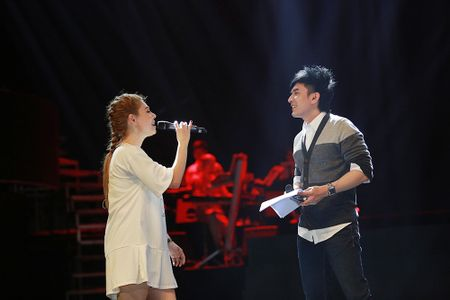Dan sao nam Vpop quy tu trong live show cua Thanh Thao - Anh 10