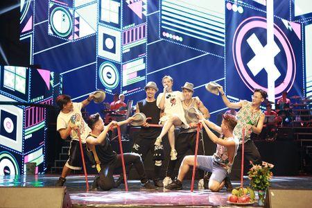 Dan sao nam Vpop quy tu trong live show cua Thanh Thao - Anh 11