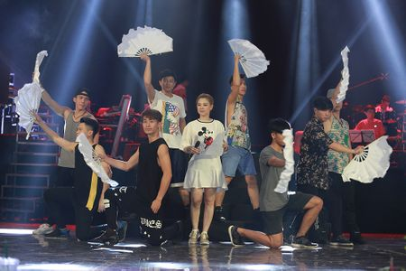 Dan sao nam Vpop quy tu trong live show cua Thanh Thao - Anh 12