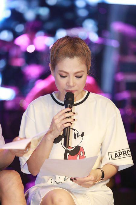 Dan sao nam Vpop quy tu trong live show cua Thanh Thao - Anh 1