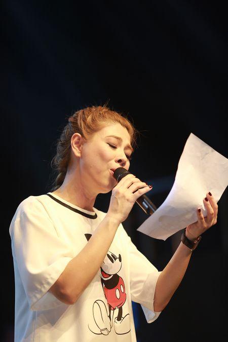 Dan sao nam Vpop quy tu trong live show cua Thanh Thao - Anh 2