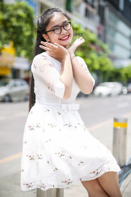 Thien Nhan: 'Em so nhat khi bi so sanh voi Phuong My Chi' - Anh 2