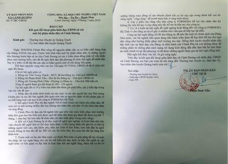 7 kien nghi cua ngu dan xa bien sau su co Formosa xa thai - Anh 1