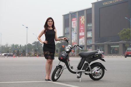 Ninja Dibao Eco - xe dap dien danh cho gioi tre - Anh 2