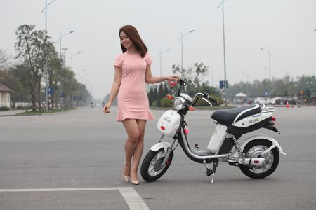 Ninja Dibao Eco - xe dap dien danh cho gioi tre - Anh 3