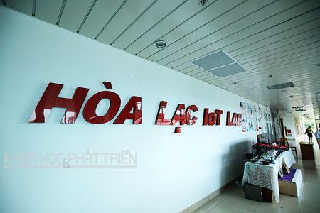 Can canh Phong thi nghiem IoT hien dai nhat Viet Nam - Anh 2