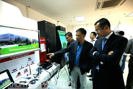 Can canh Phong thi nghiem IoT hien dai nhat Viet Nam - Anh 4