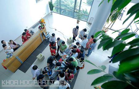 Can canh Phong thi nghiem IoT hien dai nhat Viet Nam - Anh 5