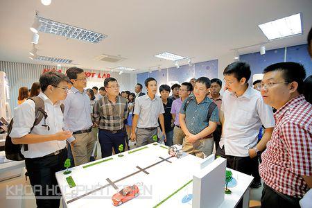Can canh Phong thi nghiem IoT hien dai nhat Viet Nam - Anh 6