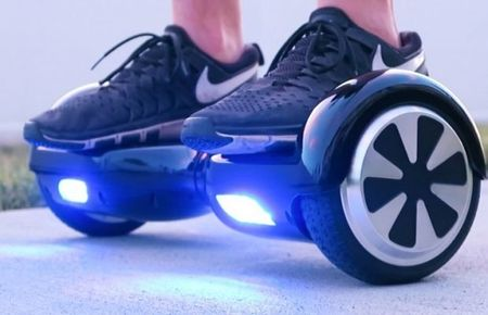 My thu hoi 500.000 xe hoverboard che tao tai TQ - Anh 1