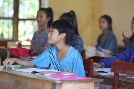 Vu Formosa: 119 HS Vung Ang tro lai truong sau 2 nam that hoc - Anh 2