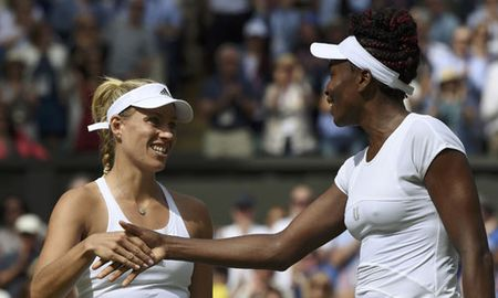 Serena lan thu hai trong nam dung Kerber o chung ket Grand Slam - Anh 1