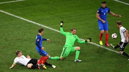 Bi Phap loai, Neuer van cho rang Duc da co mot ky EURO thanh cong - Anh 2