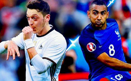 Griezmann ruc sang, Phap danh bai Duc 'am' ve vao chung ket EURO 2016 - Anh 2