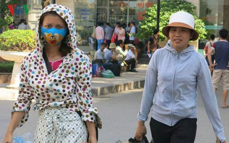 Thoi tiet 8/7: Bac Bo hung nang, Tay Nguyen va Nam Bo co mua rao - Anh 1
